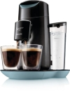 Philips Senseo HD7870/60 Twist (Kaffeepadmaschine,1450 Watt, Touchpanel), schwarz/blau - 1